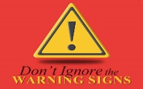 Don't Ignore the Warning Signs